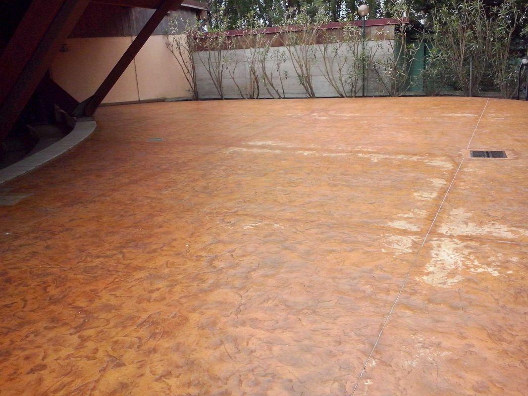 Impermeabilizzazioni in resina per terrazzi tetti tribune for Teli pvc per laghetti