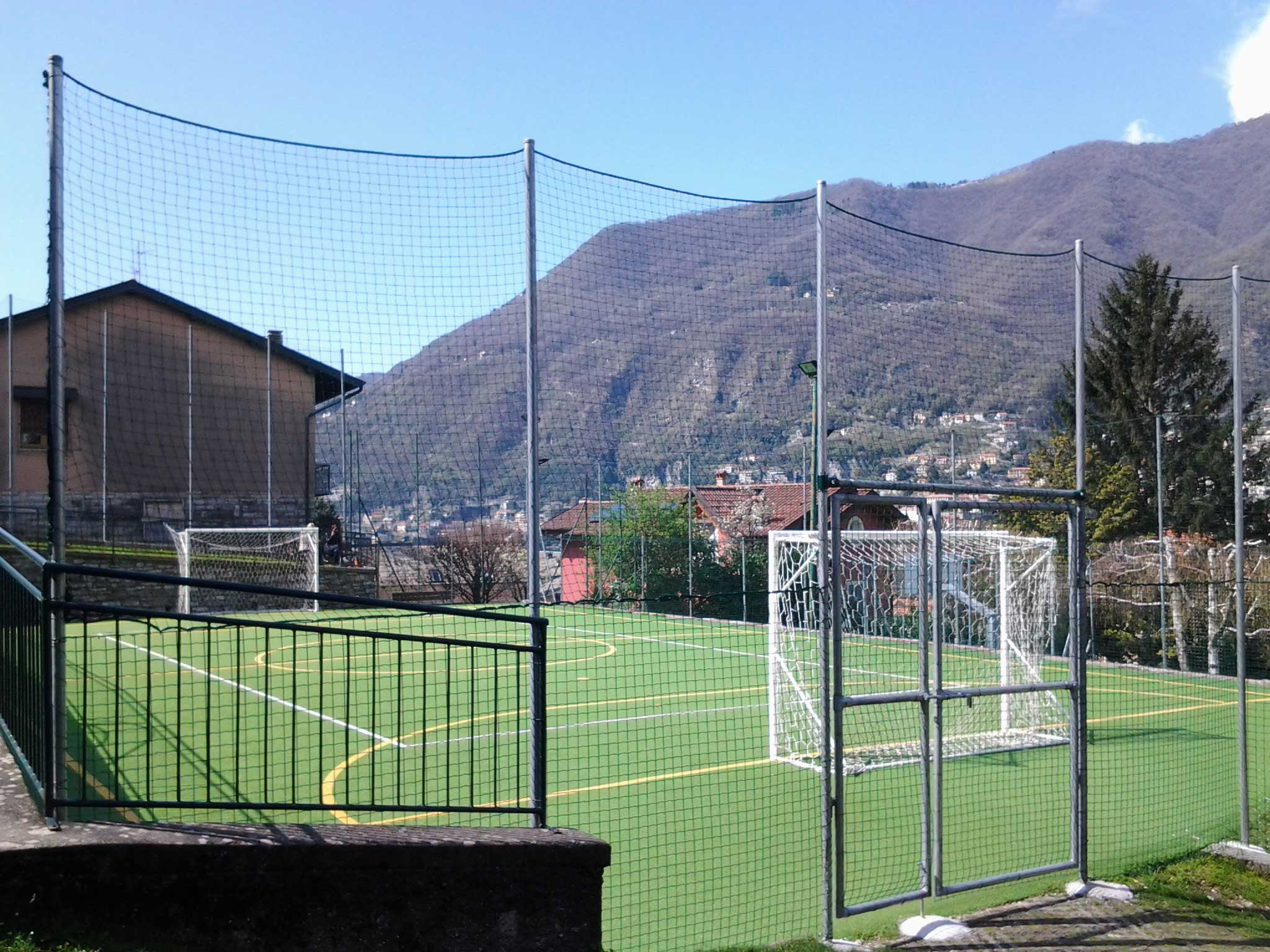 SOCCER FIELD FENCE synthetic grass – JOINT TORNO (CO)